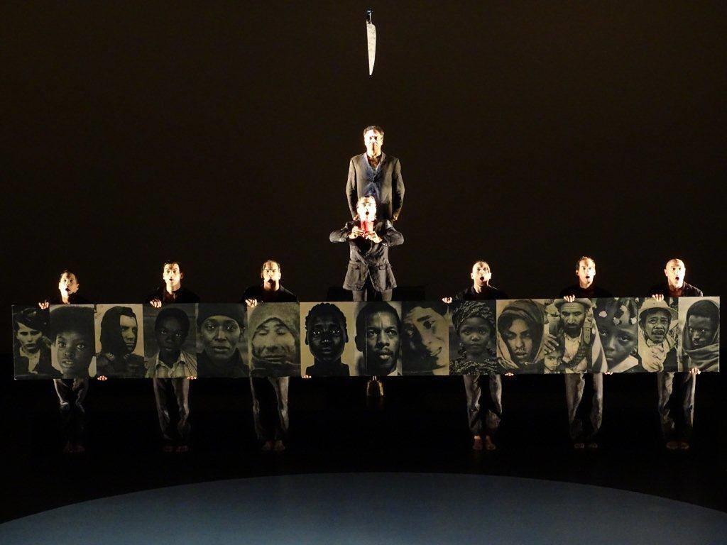 «Αντιγόνη» σε σκηνοθεσία Θεόδωρου Τερζόπουλου
