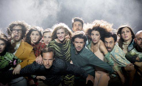«Άνεμος» στο Θέατρο Rex - Σκηνή «Μαρίκα Κοτοπούλη» Ορφέας Αυγουστίδης
