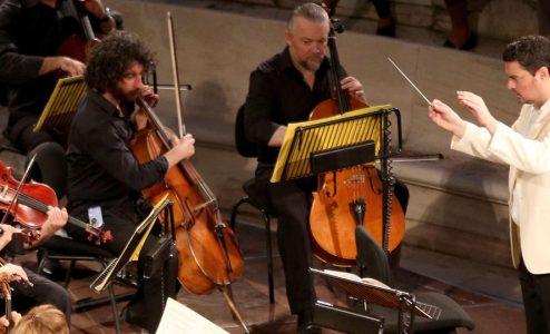 «Carmina Burana» στο Μέγαρο Μουσικής Αθηνών