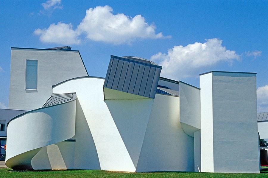 Vitra Design Museum – Weil am Rhein, Germany