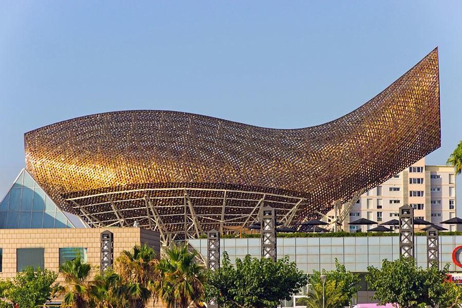 Olympic Fish Pavilion – Barcelona