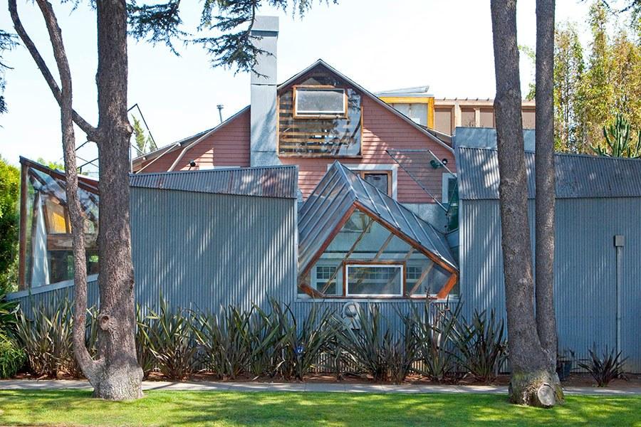 Gehry House – Santa Monica, California