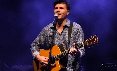 «Φοίβος Δεληβοριάς live στη Θεσσαλονίκη» στο club Μύλος