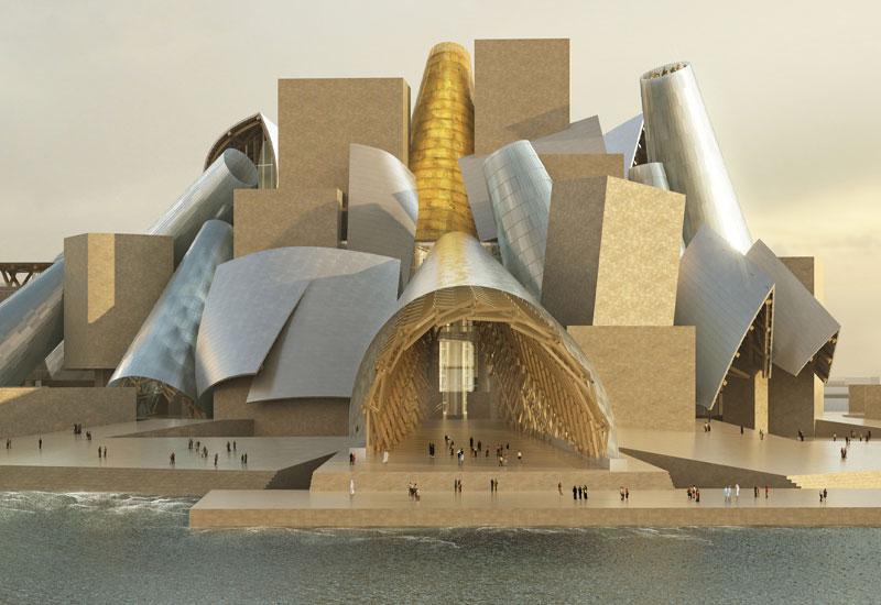 Guggenheim - Abu Dhabi