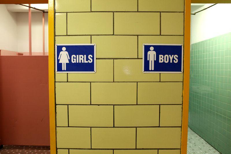 Οι τρανς και οι σχολικές τουαλέτες