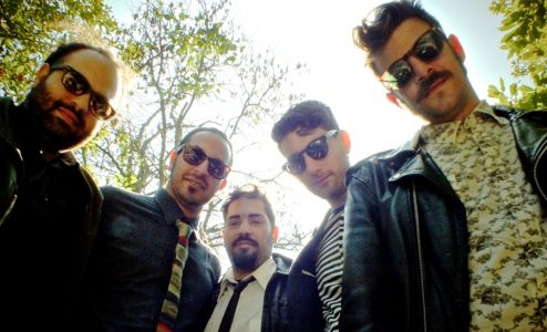Skrow Concert: Dimitris Tasenas & The Soul Vibrators