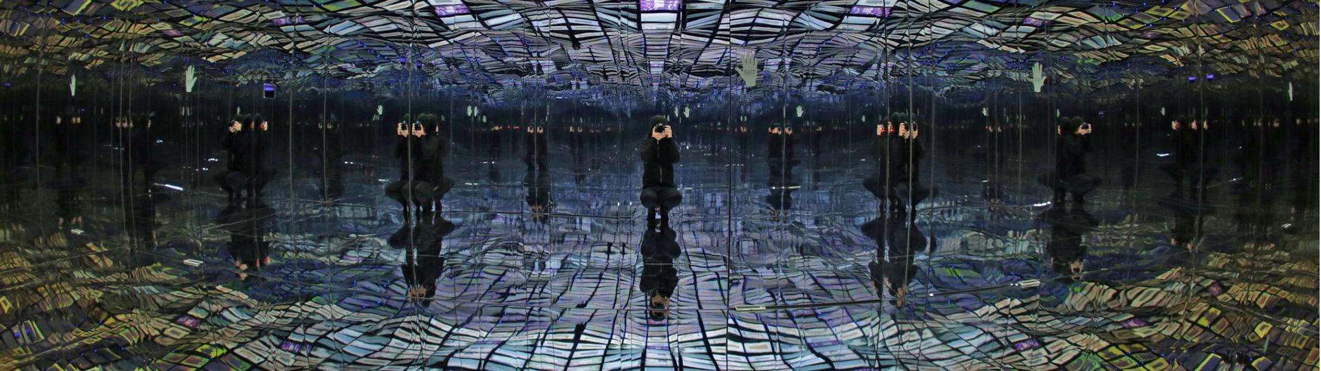 «Υβρίδια: Στα όρια Τέχνης και Τεχνολογίας» στη Στέγη Γραμμάτων και Τεχνών