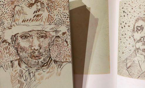 Vincent Van Gogh, the fog of Arles: the rediscovered sketchbook