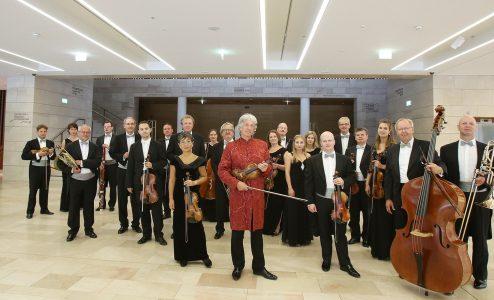 «Johann Strauss Ensemble - Βιεννέζικα βαλς στη Xριστουγεννιάτικη Αθήνα» στο Μέγαρο Μουσικής Αθηνών