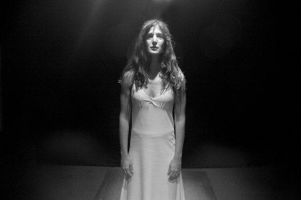 Η Ελεάνα Γεωργούλη στο έργο «Βόυτσεκ»