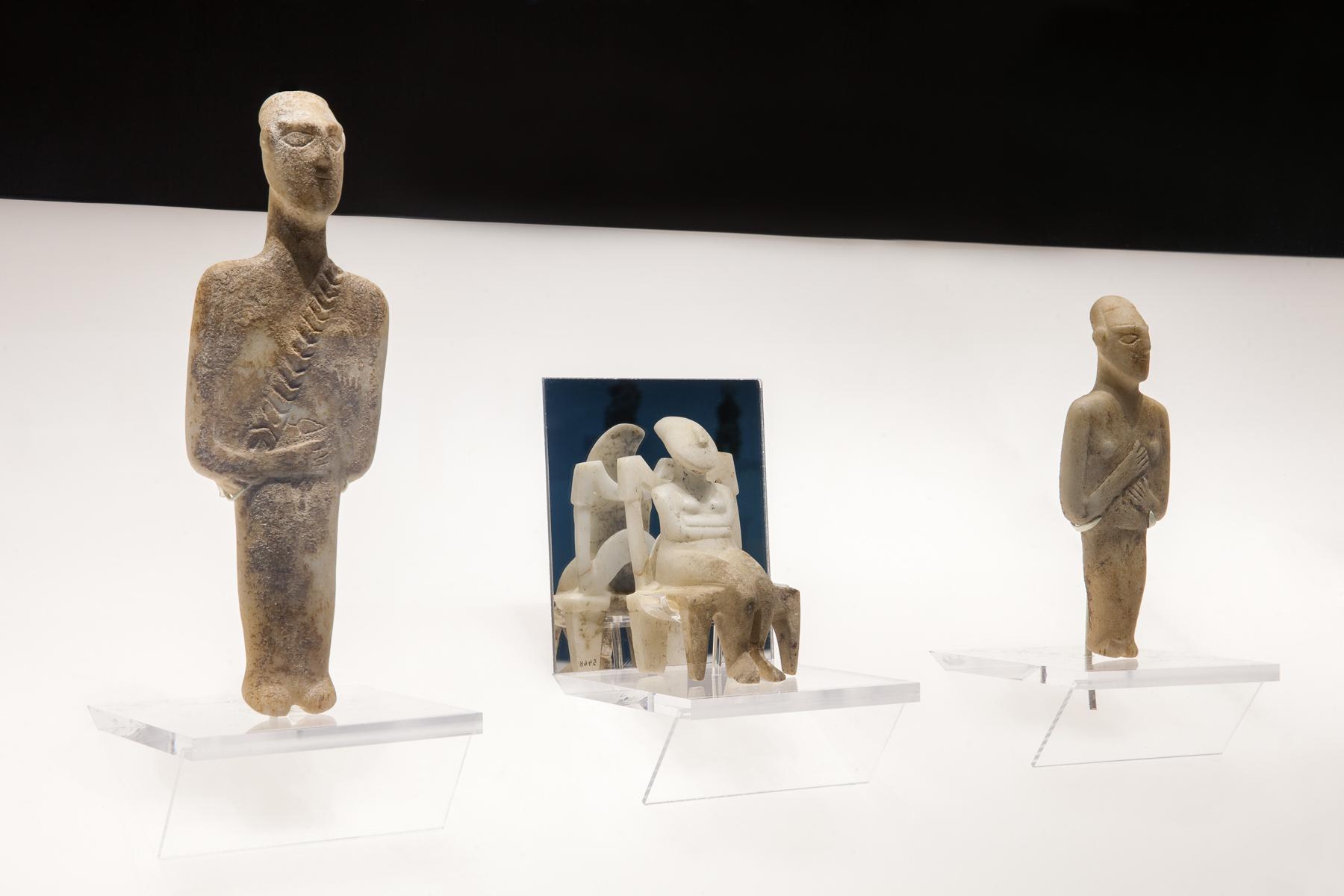 Κυκλαδική Κοινωνία 5000 χρόνια πριν