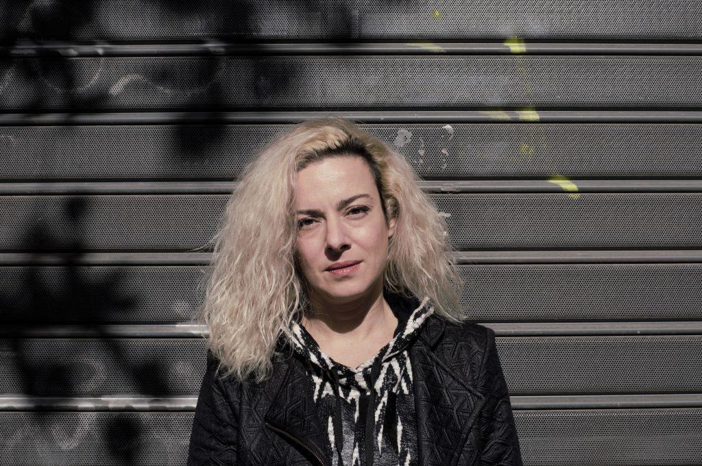 Γιούλα Μπούνταλη, Φωτογραφία: ©Ελένη Ζαχαροπούλου