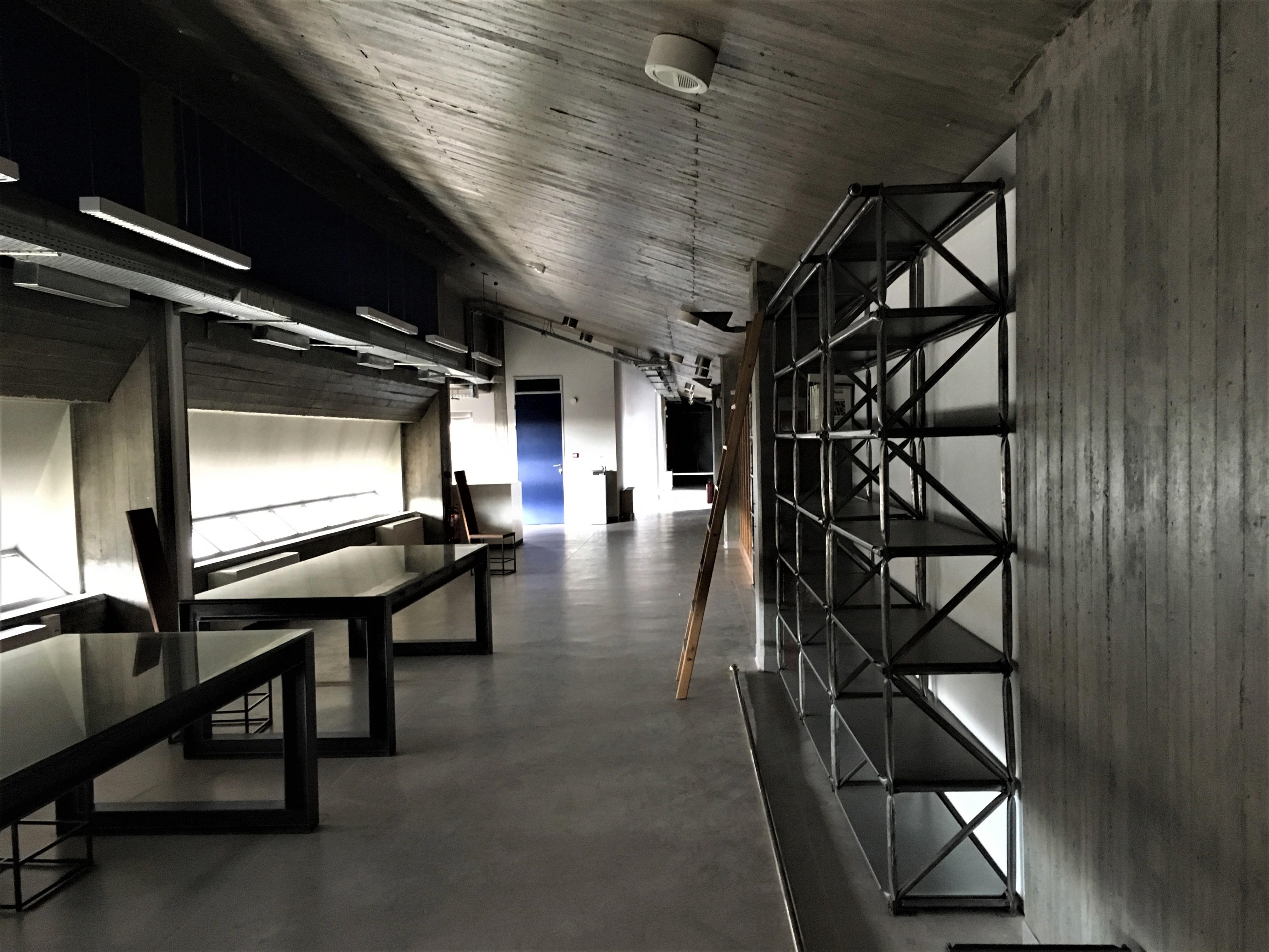 Ο χώρος όπου θα στεγαστεί η βιβλιοθήκη του Χρήστου Ιωακειμίδη