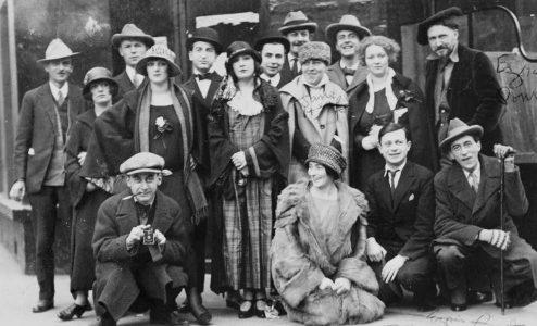 100 Χρόνια DADA στο Cabaret Voltaire