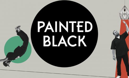 «Painted Black» στο PassPort Κεραμεικός