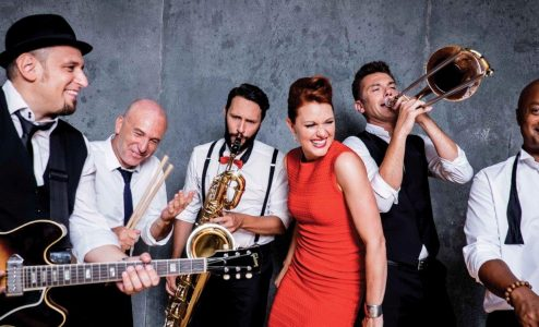 «Robyn Bennett & Bang Bang live» στο Half Note Jazz Club