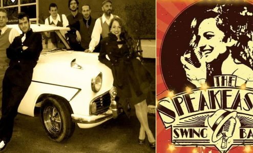 The Speakeasies Swing Band: Xmas Swing Party