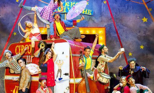 «Το όνειρο της Μόλυ» στο Θέατρο Παλλάς