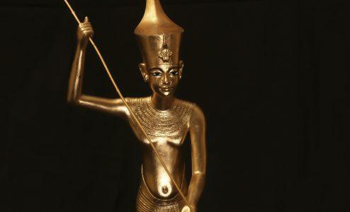 «Τουταγχαμών - Ταξίδι στην Αιωνιότητα» στoν «Ελληνικό Κόσμο»