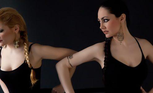 «Ελένη και η Σουζάνα Βουγιουκλή - Wake Up» στο Μέγαρο Μουσικής Θεσσαλονίκης