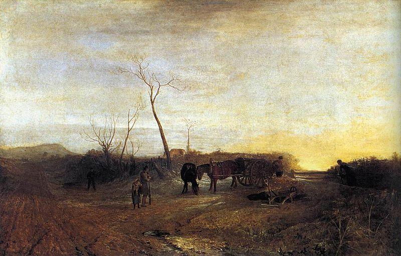 Παγωμένο Πρωινό,1813