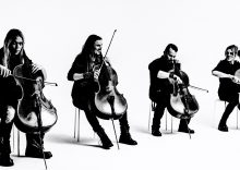 «Apocalyptica, 20 Years of Plays Metallica By Four Cellos» στο Gazi Music Hall