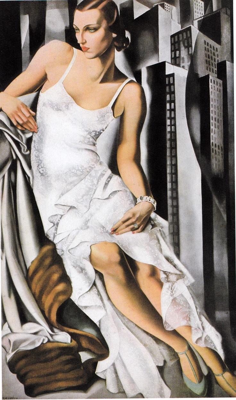 Portrait de Madame Allan Bott, 1930