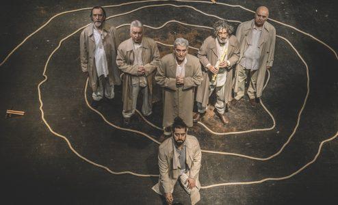 «Ασκητική (Salvatores dei)» στο Μικρό Θέατρο της Μονής Λαζαριστών