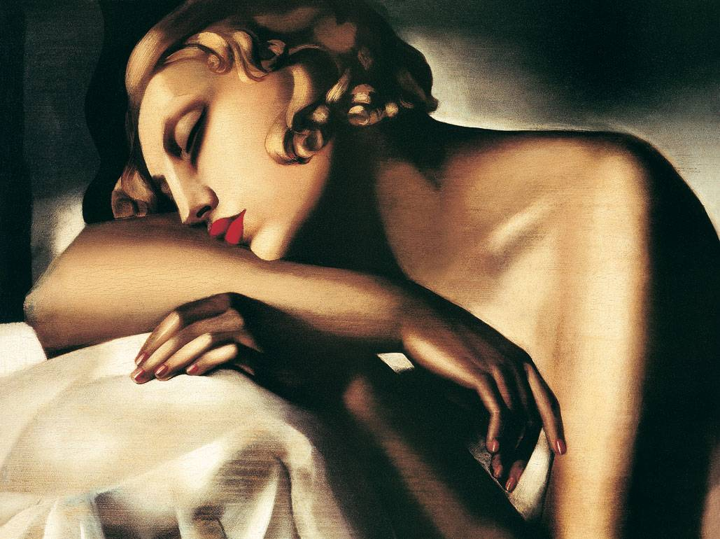 The Sleeper (La Dormeuse), 1932