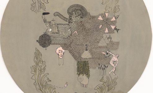 «Dreams and Fragments» στην Γκαλερί Λόλα Νικολάου