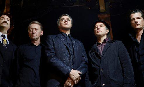 «Einstürzende Neubauten - Greatest Hits live» στο Gazi Music Hall