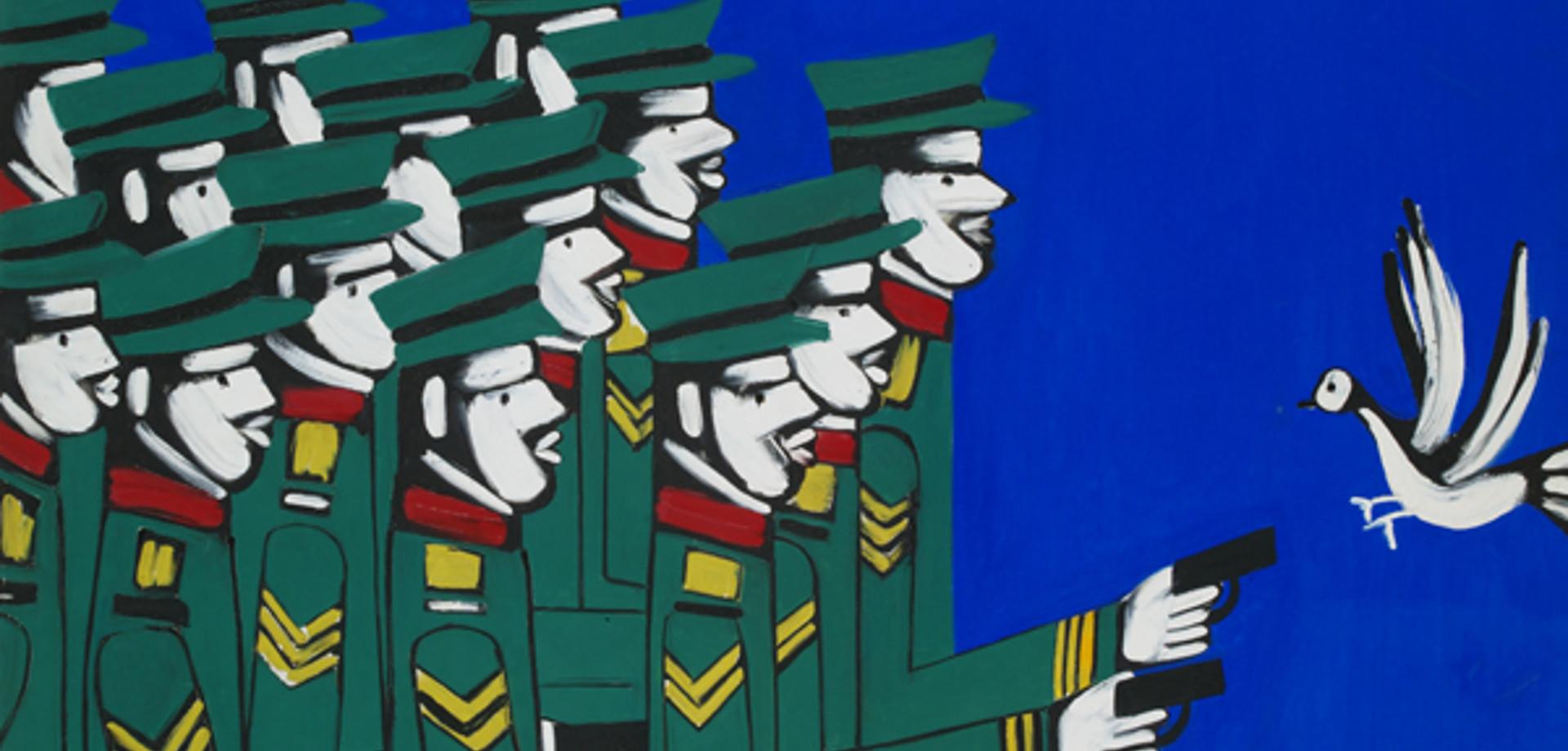 Εικαστικές Τέχνες και Αντίσταση 1950 – 1974
