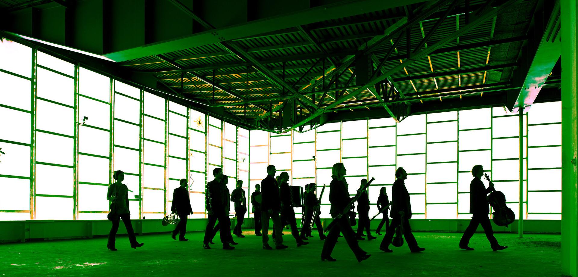 «Klangforum Wien» στη Στέγη
