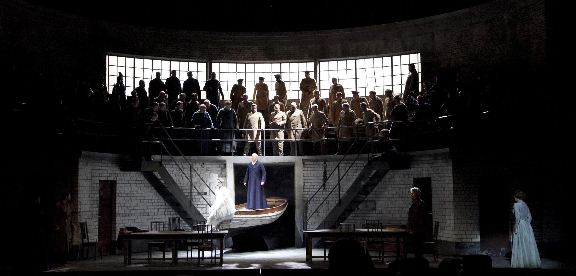 «Λόενγκριν» στο Μέγαρο Μουσικής Αθηνών