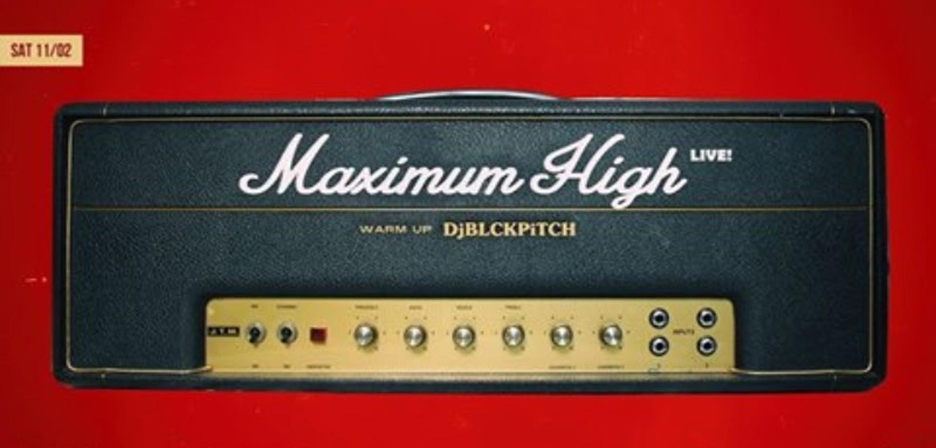 Maximum High live
