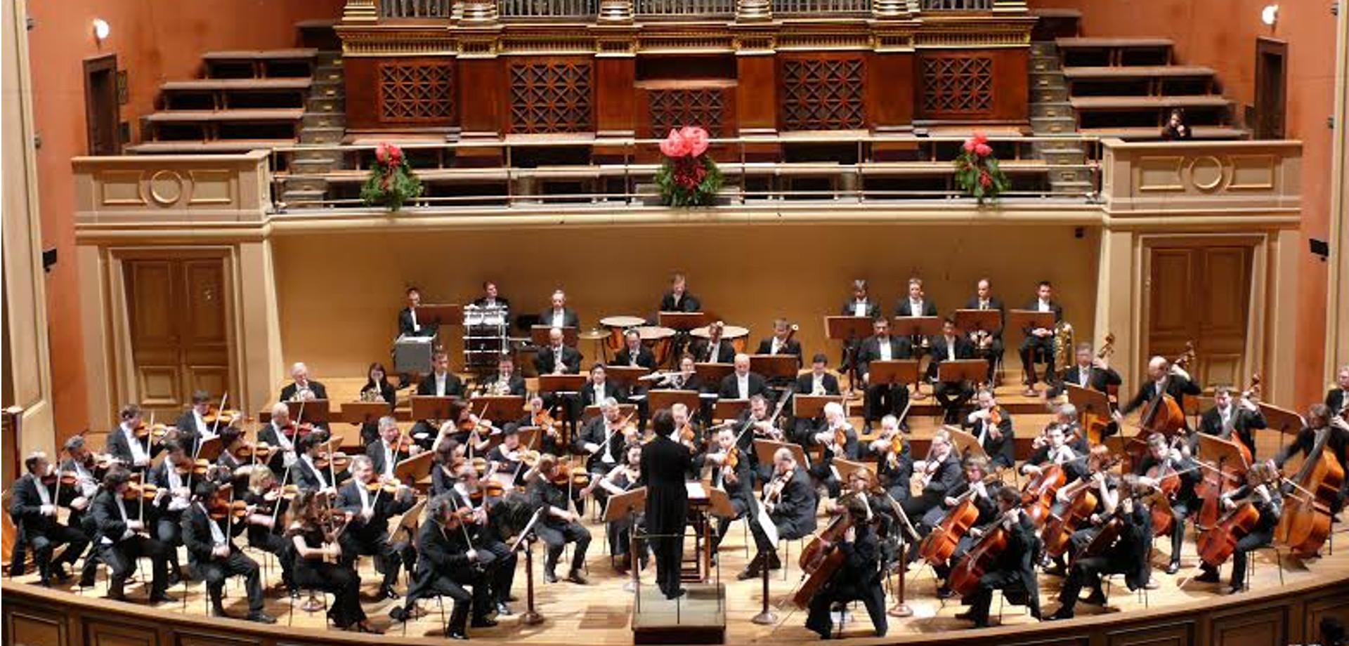 Η Φιλαρμονική Ορχήστρα της Πράγας στο Παλλάς