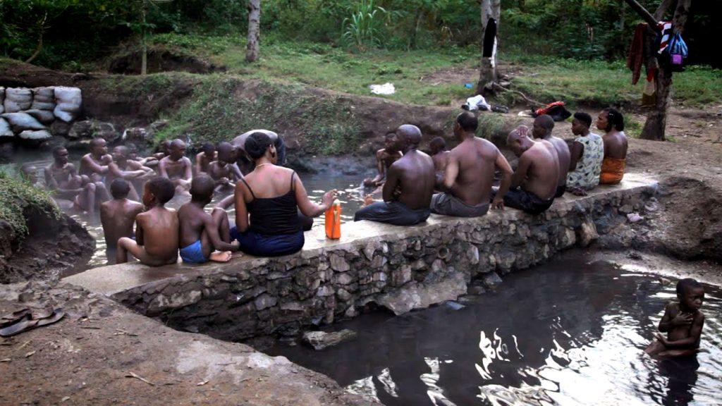 «Sacred Water» του Ολιβιέ Ζουρντέν