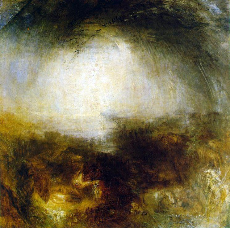 Shade And Darkness, The Evening Of The Deluge, 1843