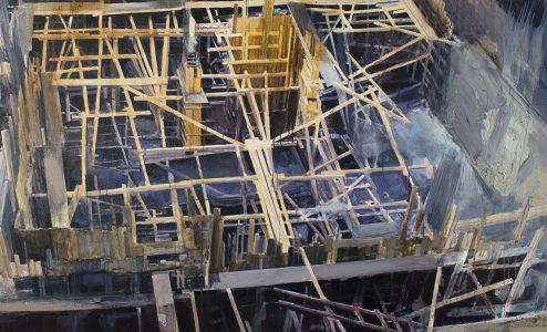 «Υπό κατασκευήν» στην Γκαλερί Ζουμπουλάκη