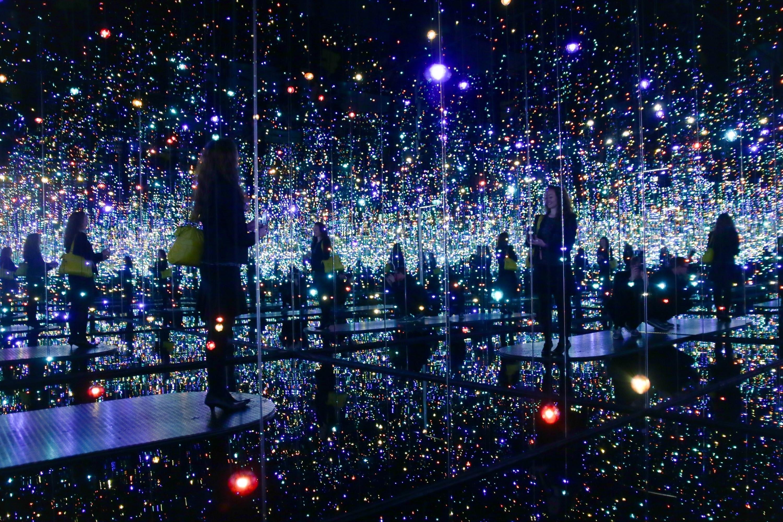 Infinity Mirrors, Hirshhorn Museum and Sculpture Garden