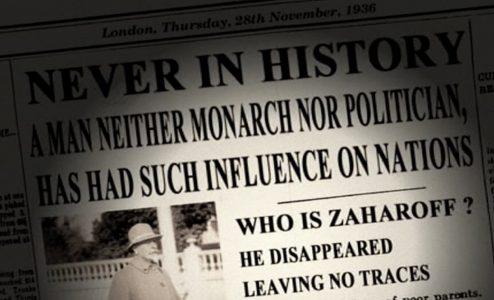 «Βασίλης Ζαχάρωφ, ο μυστηριώδης Έλληνας της Ευρώπης» στο Ιστορικό Αρχείο ΠΙΟΠ
