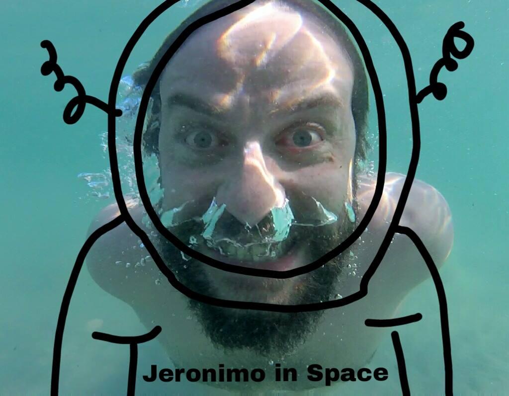 Jeronimo Space-Το κυνήγι των Σούσι