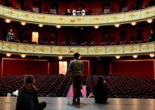 «Αγάπη: δεύτερη μεταμεσονύκτια εμπειρία» στo Δημοτικό Θέατρο Πειραιά