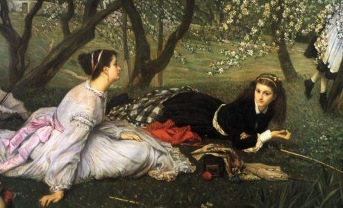 Spring - James Tissot