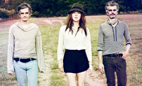 «Blonde Redhead best-of show» στο Gagarin