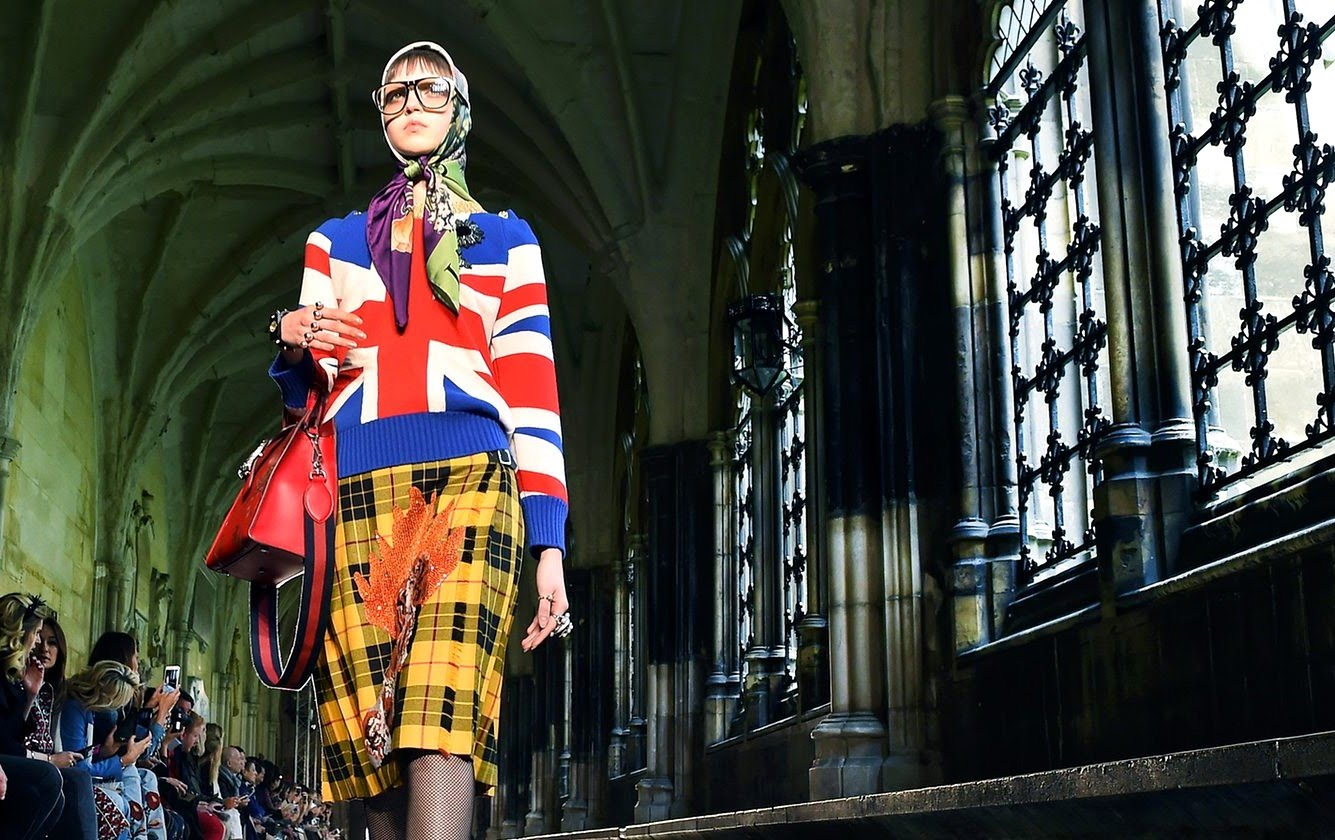 Gucci, Cruise 2017, Westminster Abbey London
