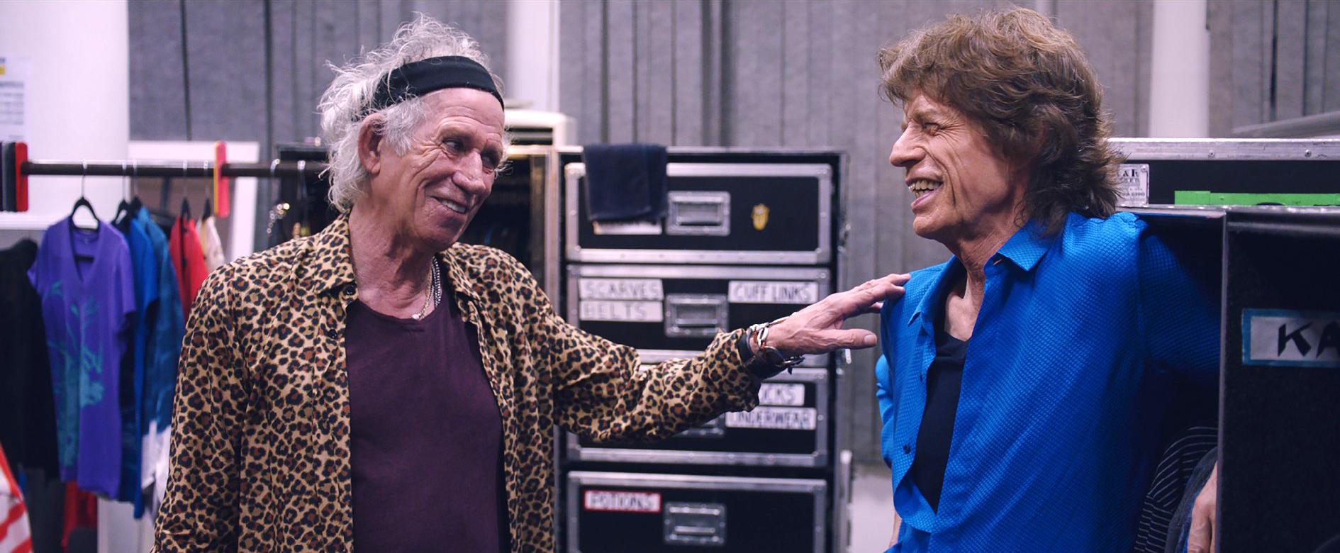 «Οι Rolling Stones ολέ ολέ ολέ!: Ταξιδεύοντας στη Λατινική Αμερική»