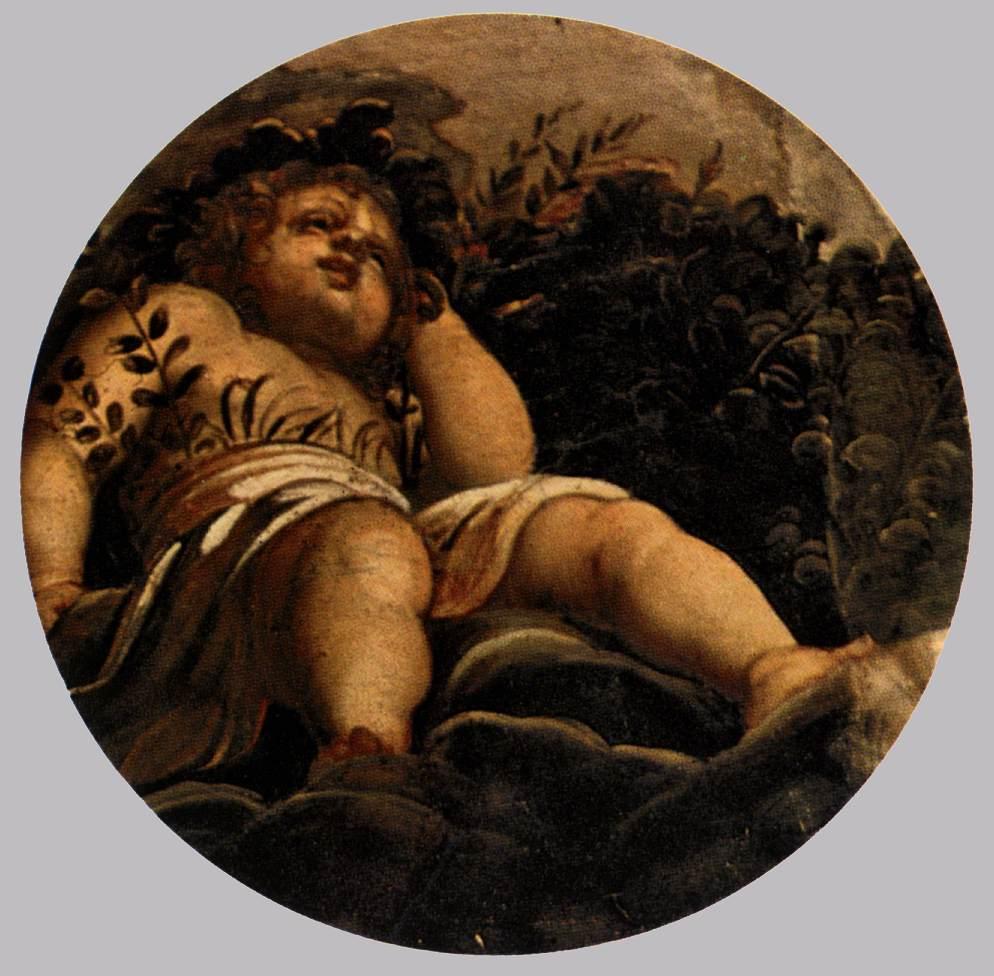 Spring, Tintoretto, 1564