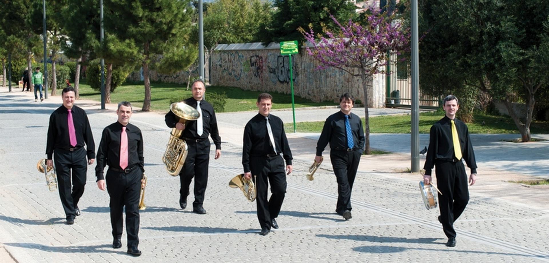«Τα Χάλκινα γιορτάζουν» στο Μέγαρο Μουσικής Αθηνών