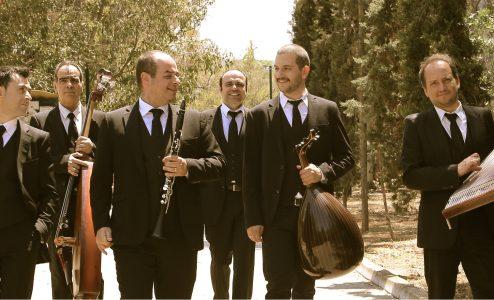 «Τακίμ - Kαφέ Αμάν» στo Μέγαρο Μουσικής Θεσσαλονίκης